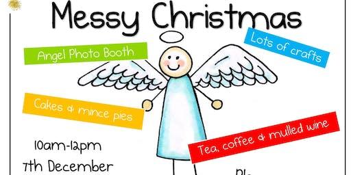 MESSY CHRISTMAS