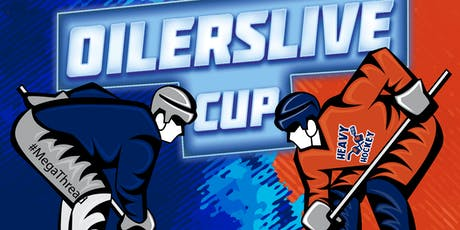 OILERSLIVE Cup Charity Hockey Game AND After Party 2020 tickets