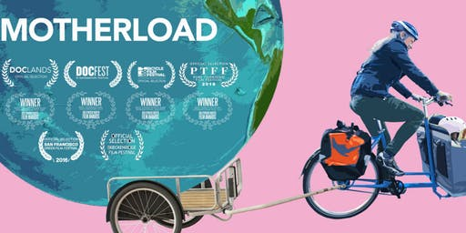 Brisbane Bicycle Film Festival featuring Motherload