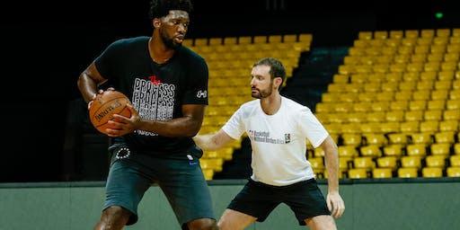 Player Clinics with NBA Skills Trainer DREW HANLEN (Dunedin)