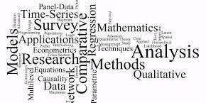 Training:Research Design, Methodology, Data management, Analysis, Inference