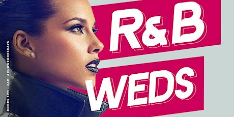 R&B Wednesday's at Nineteen42  tickets