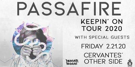 Passafire - Keepin' On Tour w/ Special Guests tickets