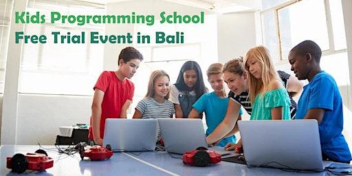 Kids Programming - Free Trial in Bali enpasar