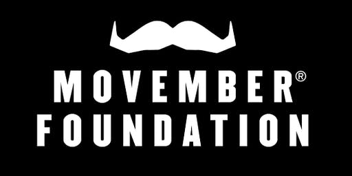 Movember/Mental Health Awareness Fundraiser