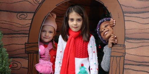Green Bean & Friends Christmas Special - Merseyway Shopping Centre