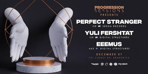Prog Sesh Pres Perfect Stranger, Yuli Fershtat, EE