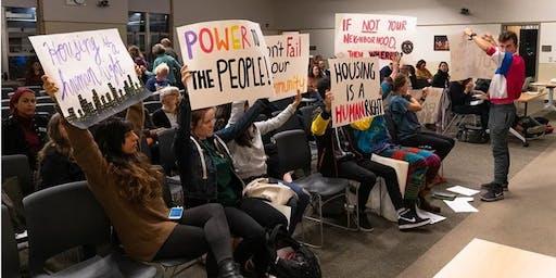 Ending Youth Homelessness: November Meeting