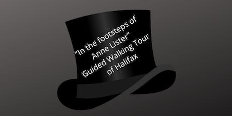 In the footsteps of Anne Lister 3 hour Guided Walking Tour of Halifax tickets