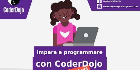 """Coderdojo """"Immigrant song"""" edition biglietti"""