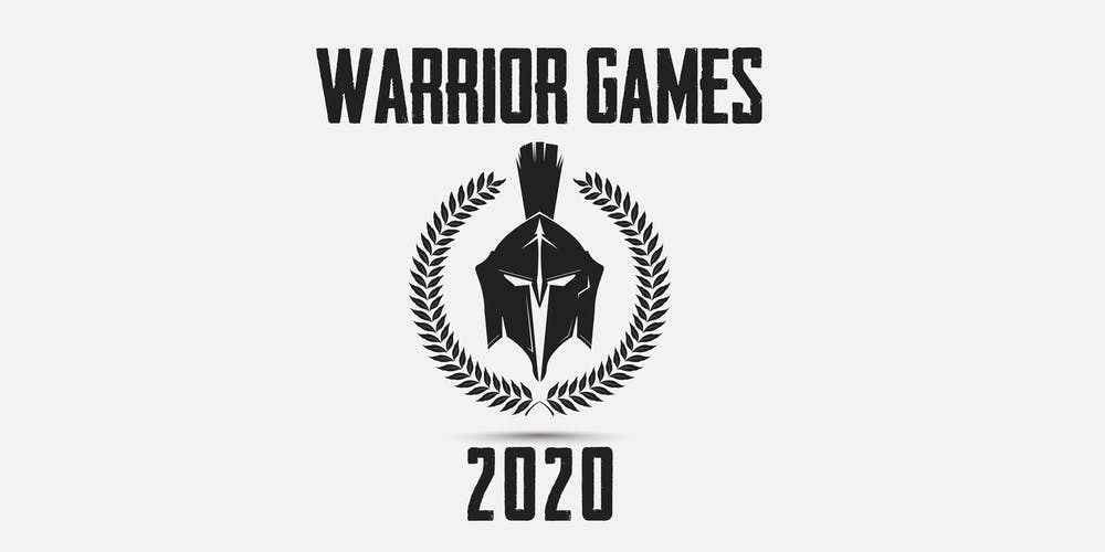 Warrior Games 2020.Warrior Games 2020