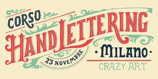 Corso base di Hand Lettering - Milano