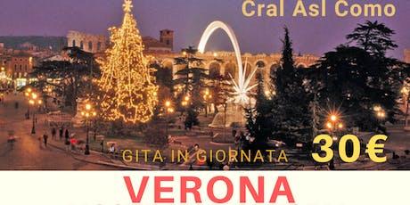 Mostra Presepi e Mercatini di Verona biglietti