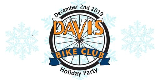 Davis Bike Club Holiday Party