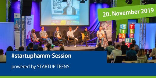 #startuphamm-Session