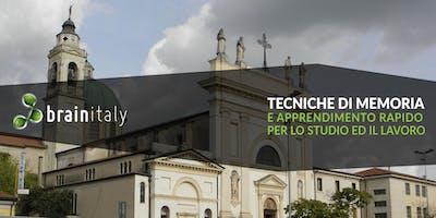 San Giovanni Lupatoto: Corso gratuito di memoria
