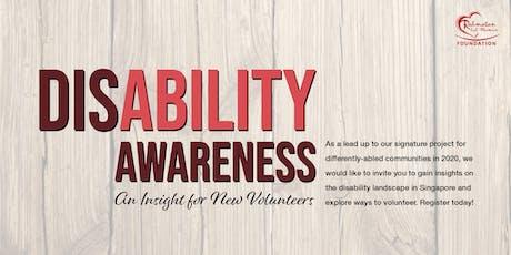 Disability Awareness Talk tickets