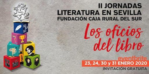 II Jornadas de Literatura en Sevilla - Fundación Caja Rural del Sur