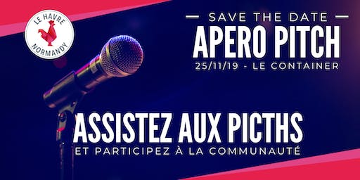 Apéro Pitch - French Tech Le Havre Normandy