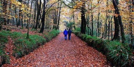 Winter Wellbeing Walks - Stockwood Open Space  tickets