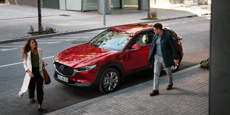 All-New Mazda CX-30 Test Drive Launch - Peterborough tickets