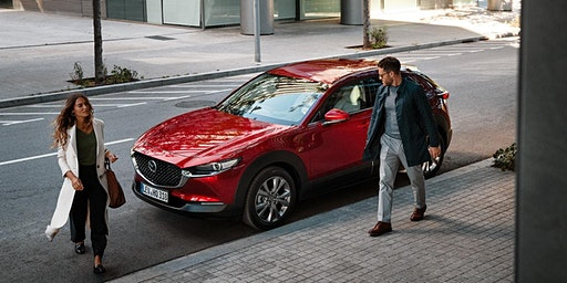 All-New Mazda CX-30 Test Drive Launch - Bury St Edmunds