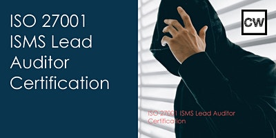 ISO 27001 ISMS Lead Auditor Certification