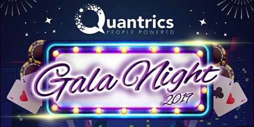 Quantrics Gala Night 2019