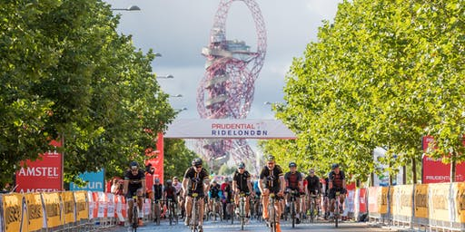 Palace for Life - RideLondon 2020