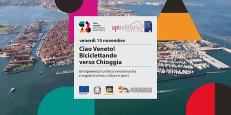 Ciao Veneto! Biciclettando verso Chioggia biglietti