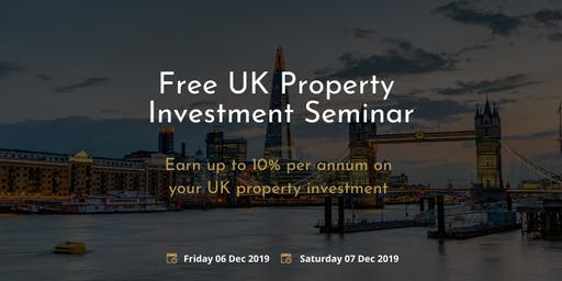 Free UK Property Investment Seminar