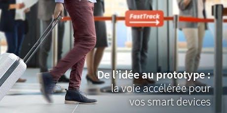 De l'idée au prototype :  la voie accélérée pour vos smart devices billets