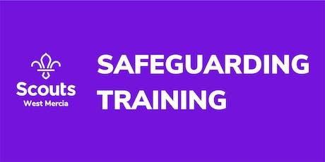Safeguarding Awareness Training tickets
