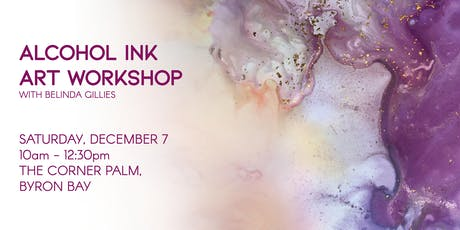 Alcohol Ink Abstract Art Workshop tickets