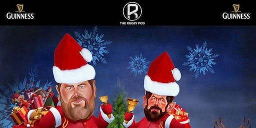The Rugby Pod Christmas Special - O'Neills Soho