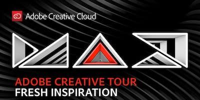 Adobe Creative Tour Napoli 10 dicembre 2019