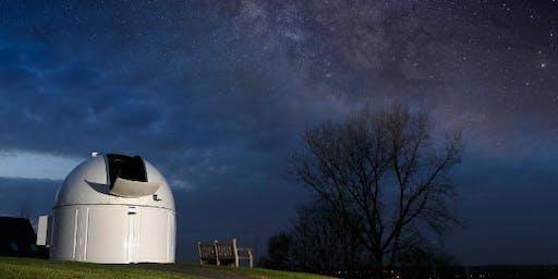 Public Astronomy Evening: November 2019