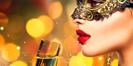 Masquerade Christmas Garden Party tickets