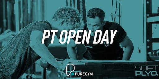Edinburgh Puregym Personal Trainer Open Day
