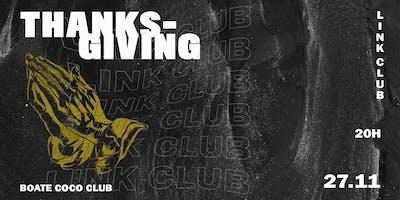 Link Club - Thanksgiving (8ª Edição)