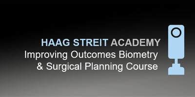 Haag-Streit Academy Improving Outcomes Biometry & Surgical Planning Course