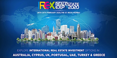 International Real Estate Expo 2020, Mumbai tickets