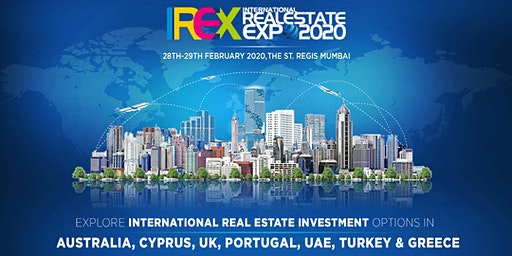 International Real Estate Expo 2020, Mumbai