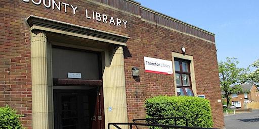 Thornton Reading Group (Thornton Library)#LancsLibRG