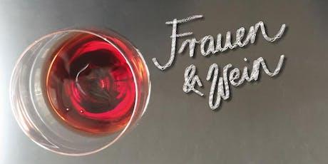 Frauen & Wein – 8 nach 7. Tasting mit Robert Frey Tickets