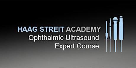 Haag-Streit Academy Ophthalmic Ultrasound Expert Course tickets