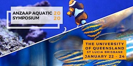 ANZAAP Aquatic Symposium 2020 tickets