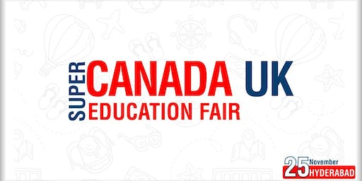 Super Canada UK Education Fair 2019 - Hyderabad