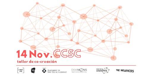 CCSC: Taller de co-creación
