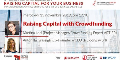 Raising Capital for your Business Chap IV: Raising Capital with Crowdfunding